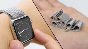 Apple Watch <b>Milanese Loop</b> Band [Review] - YouTube