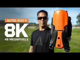 8K DRONE - <b>Autel EVO 2</b> - YouTube