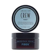 American Crew Fiber, 3 oz, Strong Pliable Hold with ... - Amazon.com