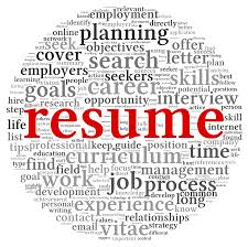 super tip tuesday a good resume the super organizer universe bigstock resume concept in word tag clo 36378274