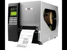 Как установить <b>отрезчик</b> в <b>принтер этикеток</b> TSC TTP-2410M ...