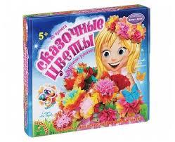 <b>BONDIBON Набор для творчества</b> Сказочные цветы (ВВ1228 ...