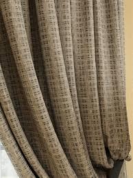Комплект штор <b>ТомДом Тайжо коричневый</b> за 8 925 руб.