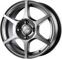 <b>SKAD</b> Jaguar (5,5x14/4x100 ET38 DIA67,<b>1</b>) – купить литой диск ...
