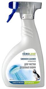 <b>Чистящее средство Nordland</b> активный <b>спрей</b> для ванн и ...
