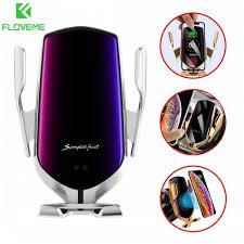 For Huawei Samsung Iphone <b>Phone Holder</b> FLOVEME <b>Car Mobile</b> ...