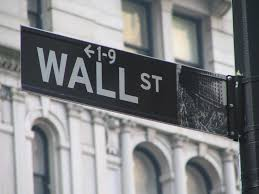 Image result for pictures of wall street sign