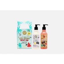 Подарочный <b>набор для тела</b> Planeta Organica Skin Super Food ...