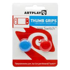 Защитные <b>накладки</b> для геймпада <b>ARTPLAYS</b> ACSWT18 для ...