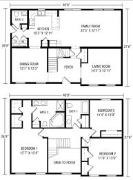 x Cape House Plans   Premier Builders   Two Story Floor     x Cape House Plans   Premier Builders   Two Story Floor Plans