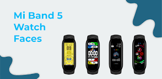<b>Mi Band 5</b> Watch Faces - Apps on Google Play