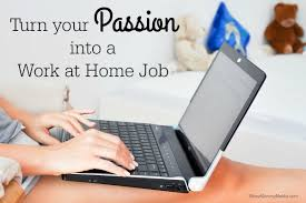 turn your passion into a job you ll love
