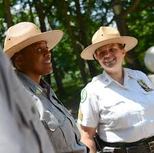 get started jobs city of new york two female park rangers