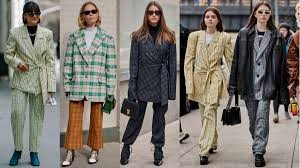 <b>Plaid Suits</b> Were Everywhere on Day 4 of <b>New</b> York Fashion Week ...