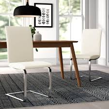 Modern & Contemporary <b>Cantilever Dining Chair</b> | AllModern