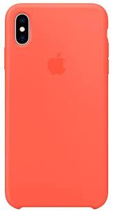 <b>Чехол</b> Apple силиконовый для <b>Apple iPhone</b> XS Max