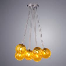 Подвесная светодиодная <b>люстра Arte Lamp</b> Pallone A — купить ...