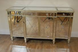 art deco mirrored breakfront sideboard chest credenza art deco mirrored furniture