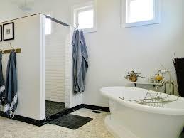 design walk shower designs: bespoke farmhouse walk in shower design