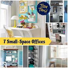 7 small space offices amazing small space office