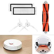 ZORBES <b>Sweeping</b> Robot <b>Accessories Set Sweeper</b> Filter: Amazon ...