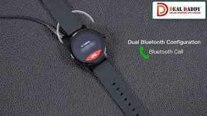 Deal Daddy - <b>CORN WB05 Bluetooth Call</b> Waterproof Smart Watch ...
