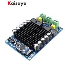 XH-A102 New 4.1 <b>HD Bluetooth TDA7498</b> DC12-24V 100W + 100W ...