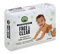 Open Nature <b>Free & Clear</b> Diape - Online Groceries | Safeway