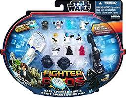<b>Hasbro Star Wars</b> A0322 <b>Fighter</b> Pods Series 2 - Barc & Pirate ...