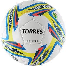 <b>Футбольный мяч TORRES Junior</b>-<b>4</b> за 926 руб купить в розницу и ...