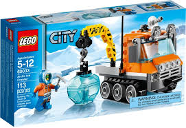 Review: LEGO <b>City</b> 60033 <b>Arctic</b> Ice Crawler – Jay's Brick Blog