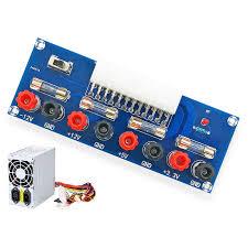 <b>XL4015</b> 5A CC CV Step Down Buck Converter Adapter <b>DC DC</b> ...