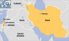 Image result for iran against israel