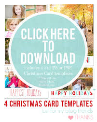 template holiday postcard template holiday postcard template
