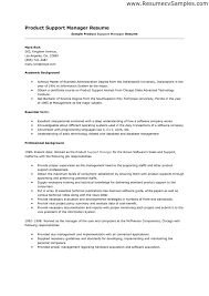 resume for support manager  seangarrette coresume
