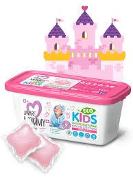 "<b>Капсулы для стирки</b> биоразлагаемые ""<b>AWARE</b> MOMMY Eco Kids ..."