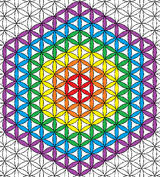 Перекрытие круги сетки - Overlapping circles grid - qwe.wiki