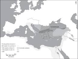 introduction imperial geographies in byzantine and ott space