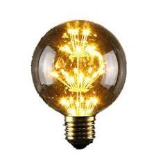 Incandescent <b>Bulbs</b> ST58 E27 <b>40W</b> Retro Edison Light <b>Bulb AC 220</b> ...
