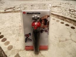 Обзор от покупателя на <b>Штатив Manfrotto PIXI MINI TRIPOD</b> RED ...
