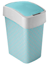 <b>Контейнер для мусора CURVER</b> Illusion 25л, пластик 02171-X83 ...