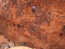 <b>Rock</b> Climbing in <b>Stone Wall</b>, Red <b>Rock</b>