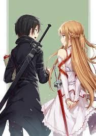 Kirito and Asuna (: - <b>Greetings</b> loved ones | <b>Sword</b> art online asuna ...
