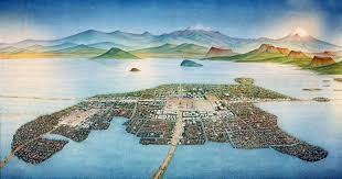 「1790, the map and the place where Piedra del Piedra del Sol was found in mexico」の画像検索結果