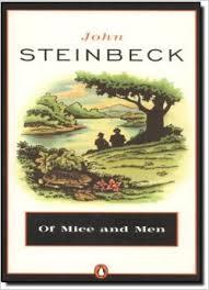 amazon com  of mice and men        john steinbeck  booksof mice and men