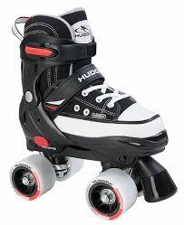 <b>Ролики HUDORA Roller</b> Skate разм. 32-35 черные купить в ...
