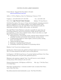 resume auto mechanic cipanewsletter cover letter sample auto mechanic resume auto mechanic resume