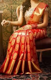<b>Wedding Silk</b> Sarees for Andhra Bride