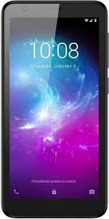 Мобильный <b>телефон ZTE Blade</b> L8 1/16GB (черный)