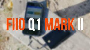 <b>FiiO Q1</b> Mark II | Лучший портативный ЦАП/<b>усилитель</b>? - YouTube
